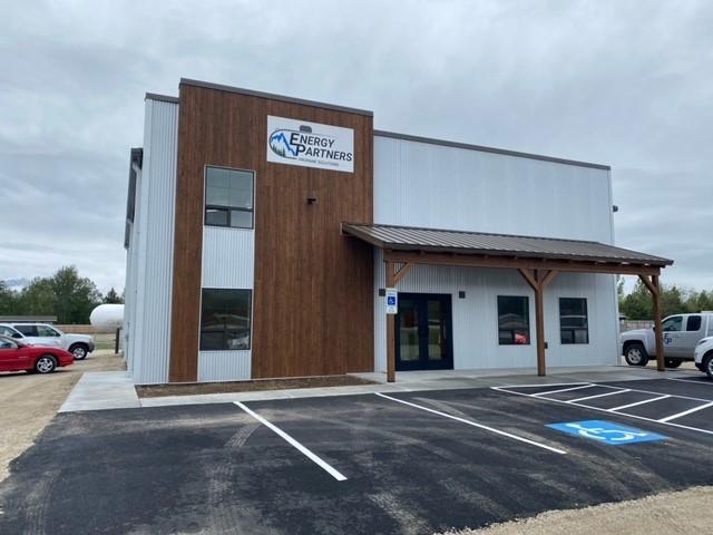 Hamilton Energy Partners building