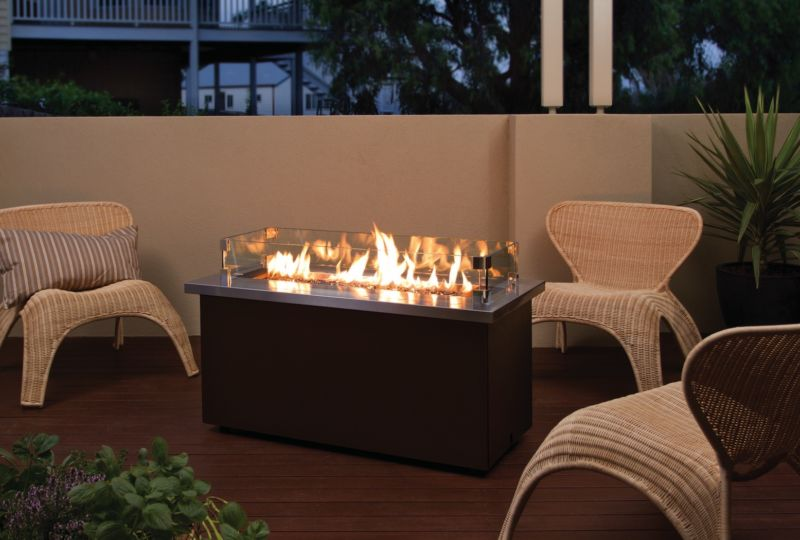 Plateau PTO30 Outdoor burner with surround