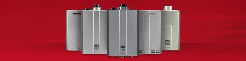 Rinnai On Demand Water Heaters