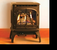 Quadra-Fire Garnet-T Gas Stove