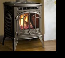 Quadra-Fire Sapphire Gas Stove